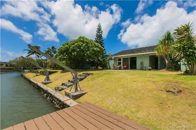 6258 Keokea Place UNIT E, Honolulu, HI 96825 - #: 201815965