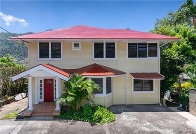 2825 Pali Highway UNIT A, Honolulu, HI 96817 - #: 201816699