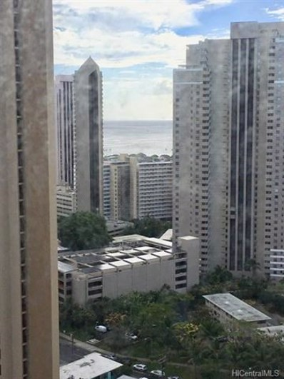 469 Ena Road UNIT 2901, Honolulu, HI 96815 - #: 201817679