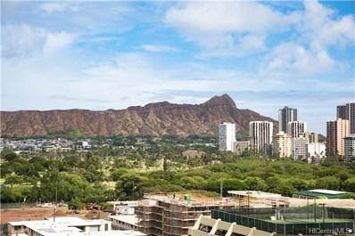 2499 Kapiolani Boulevard UNIT 1201, Honolulu, HI 96826 - #: 201817777