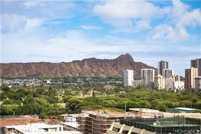 2499 Kapiolani Boulevard UNIT 1201, Honolulu, HI 96826 - #: 201817777