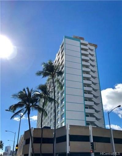1560 Kanunu Street UNIT 807, Honolulu, HI 96814 - #: 201817989