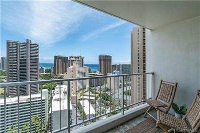 400 Hobron Lane UNIT 2909, Honolulu, HI 96815 - #: 201818169