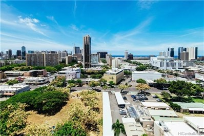 1448 Young Street UNIT 1807, Honolulu, HI 96814 - #: 201818361