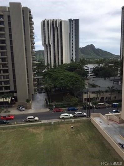 303 Liliuokalani Avenue UNIT 802, Honolulu, HI 96815 - #: 201818842
