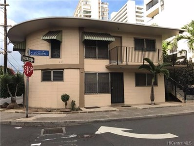 235 Kaiulani Avenue UNIT n\/a, Honolulu, HI 96815 - #: 201818850