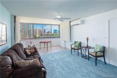 920 Ward Avenue UNIT 13G, Honolulu, HI 96814 - #: 201820215