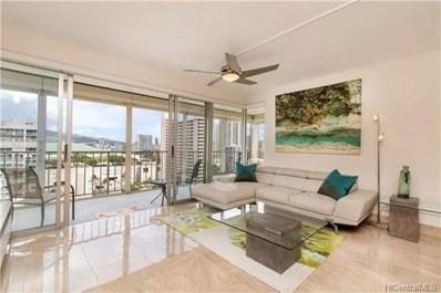 419 Atkinson Drive UNIT 1603, Honolulu, HI 96814 - #: 201820555