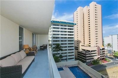 2452 Tusitala Street UNIT 910, Honolulu, HI 96815 - #: 201820649