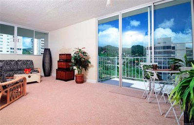 1069 Spencer Street UNIT 1105, Honolulu, HI 96822 - #: 201820842