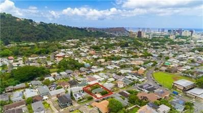 2621 Liliha Street, Honolulu, HI 96817 - #: 201820878