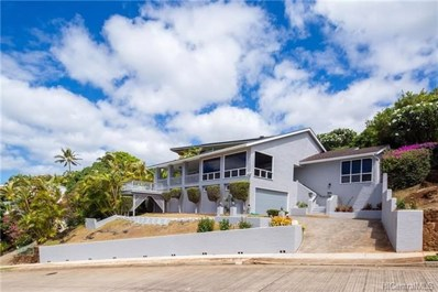 1716 Nalulu Place, Honolulu, HI 96821 - #: 201821499