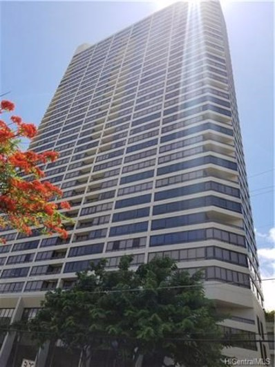 2499 Kapiolani Boulevard UNIT 1507, Honolulu, HI 96826 - #: 201821720
