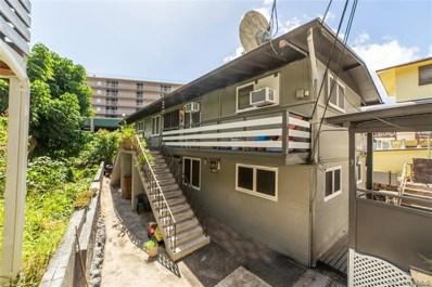 1641 Stillman Lane, Honolulu, HI 96817 - #: 201821811