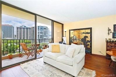 411 Hobron Lane UNIT 804, Honolulu, HI 96815 - #: 201821985