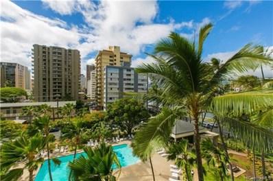 300 Wai Nani Way UNIT II616, Honolulu, HI 96815 - #: 201822030