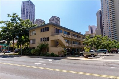 1819 Lipeepee Street UNIT 201, Honolulu, HI 96815 - #: 201822149