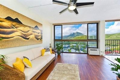 322 Aoloa Street UNIT 1404, Kailua, HI 96734 - #: 201822397