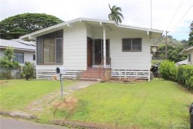 2631 Namauu Drive, Honolulu, HI 96817 - #: 201822463
