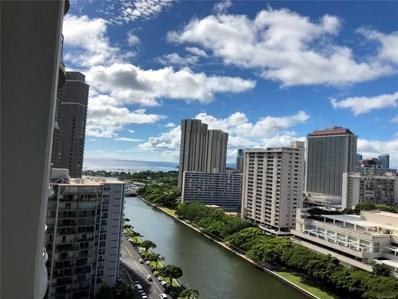 1717 Ala Wai Boulevard UNIT 2005, Honolulu, HI 96815 - #: 201822834