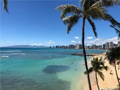 2893 Kalakaua Avenue UNIT 4, Honolulu, HI 96815 - #: 201822856