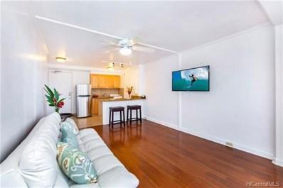 445 Kaiolu Street UNIT 412, Honolulu, HI 96815 - #: 201822905