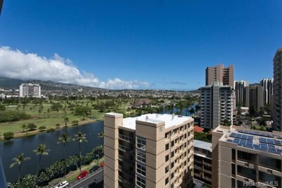 2421 Ala Wai Boulevard UNIT 1403, Honolulu, HI 96815 - #: 201824025