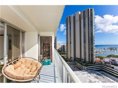 419 Atkinson Drive UNIT 1606, Honolulu, HI 96814 - #: 201824028