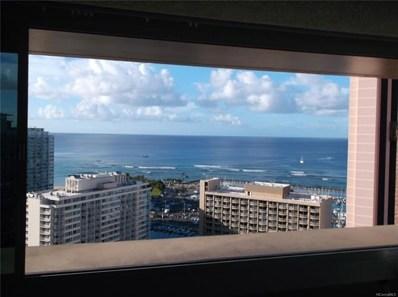 1700 Ala Moana Boulevard UNIT 3204, Honolulu, HI 96815 - #: 201824126