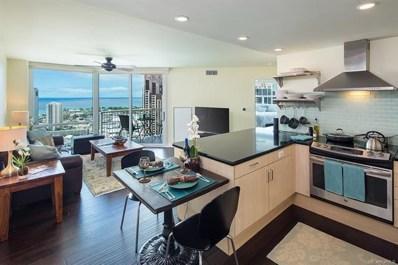 S 801 King Street UNIT 3704, Honolulu, HI 96813 - #: 201824180
