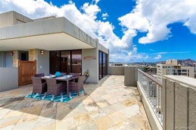 1521 Punahou Street UNIT PH, Honolulu, HI 96822 - #: 201824218