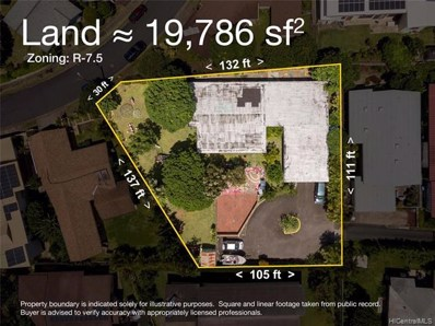 110 Coelho Way, Honolulu, HI 96817 - #: 201824554