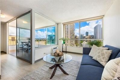 2421 Tusitala Street UNIT 1001, Honolulu, HI 96815 - #: 201824622