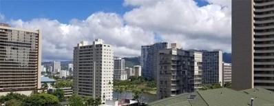 430 Kaiolu Street UNIT 1109, Honolulu, HI 96815 - #: 201824705
