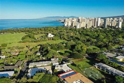3121 Pualei Circle UNIT 12, Honolulu, HI 96815 - #: 201824799