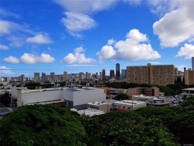 1448 Young Street UNIT 1001, Honolulu, HI 96814 - #: 201825404