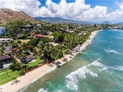 3639 Diamond Head Road, Honolulu, HI 96816 - #: 201825671