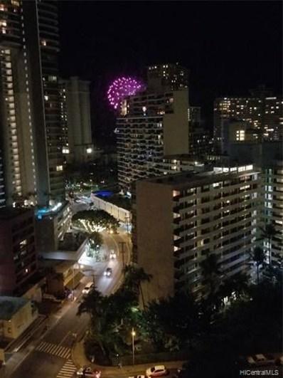 469 Ena Road UNIT 2009, Honolulu, HI 96815 - #: 201826817