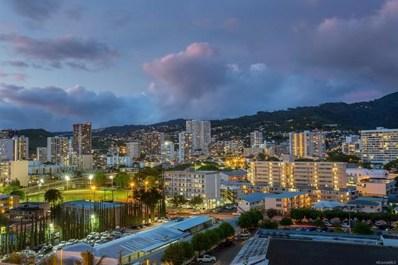 1450 Young Street UNIT 1404, Honolulu, HI 96814 - #: 201826879