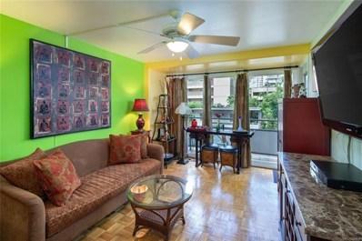 445 Kaiolu Street UNIT 208, Honolulu, HI 96815 - #: 201827004