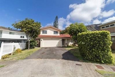 7247 Kipu Place, Honolulu, HI 96825 - #: 201827500