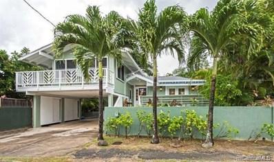 123 Alala Road, Kailua, HI 96734 - #: 201827858