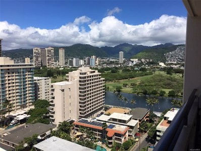 2410 Cleghorn Street UNIT 2004, Honolulu, HI 96815 - #: 201828151