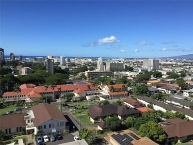 2040 Nuuanu Avenue UNIT 1401, Honolulu, HI 96817 - #: 201828196
