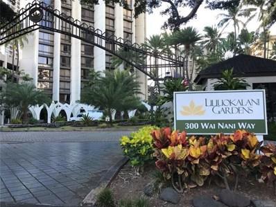 300 Wai Nani Way UNIT II\/1217, Honolulu, HI 96815 - #: 201828219