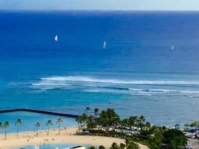 1700 Ala Moana Boulevard UNIT 3803, Honolulu, HI 96815 - #: 201828269
