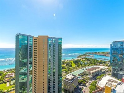 1177 Queen Street UNIT 4207, Honolulu, HI 96814 - #: 201828721