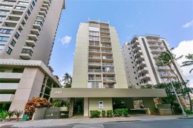 440 Lewers Street UNIT 1001, Honolulu, HI 96815 - #: 201828999