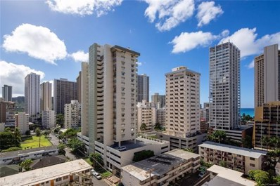 2410 Cleghorn Street UNIT 1402, Honolulu, HI 96815 - #: 201829260