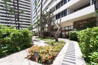 425 Ena Road UNIT 1202B, Honolulu, HI 96815 - #: 201829430